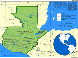 Progreso Mexico Map by Map Of Guatemala 2005