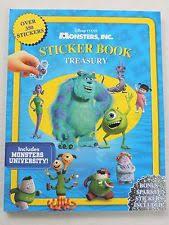 disney pixar sticker book treasury 350 stickers toy story cars