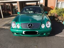 mercedes clk 320 amg in newton abbot devon gumtree