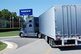 new vnl volvo trucks usa taking new volvo vnl tractors out for a test ride fleet owner
