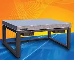 vibration isolation table used kinetic systems australia and new zealand vibration isolation