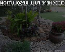 fabulous rock garden designs for front yards front yard
