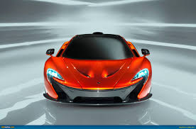 mclaren logo drawing ausmotive com paris 2012 mclaren p1