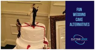 fun wedding cake alternatives