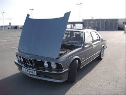 1981 bmw 745i automatic e23 related infomation specifications