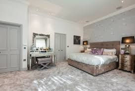 Silver Mirrored Bedroom Furniture by Silver Mirrored Makeup Vanity Doherty House Beautiful Mirrored