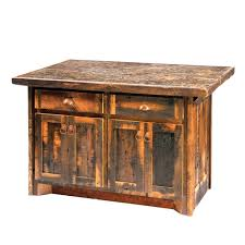 barnwood kitchen island oak barnwood kitchen island b16180 barnwood kitchen cabinets