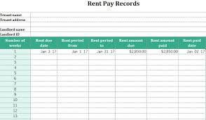 Excel Rental Template Rental Ledger Template Cashflowforecast2 Jpg Free Accounting