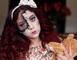 ben nye halloween makeup halloween makeup broken doll nati vergara littlemissnati