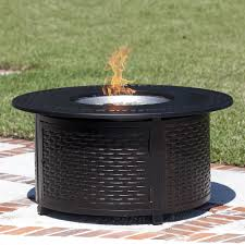 fire sense patio heater thermocouple aluminum propane fire pit the mine