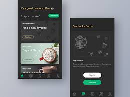 starbucks app android starbucks app starbucks app and mobile app