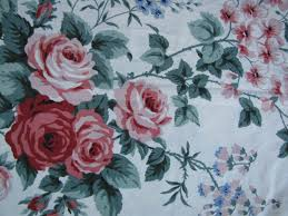 waverly home decor fabric first lady pink roses 1 3 yd x 56
