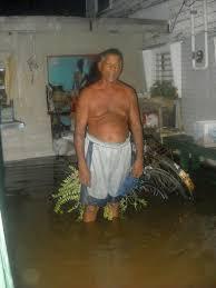 spring tides weak defences inflict extensive flooding u2013 stabroek news