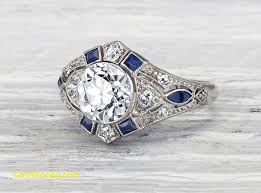 art deco crystal ring holder images 50 fresh antique sapphire engagement rings art deco engagement jpg