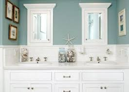 theme mirror bathroom fish and mermaid decor pictures ideas marvellous