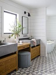 Modern Bathrooms Pinterest 17 Beautiful And Modern Farmhouse Bathroom Design Ideas