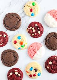 cake mix cookies recipe print an and nap times