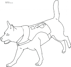 dog and cat christmas coloring pages puppy printable husky color
