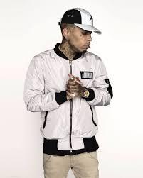 kid ink alumni clothing grey alumni bomber jacket egh it s kid ink baby egh