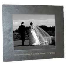 engraved wedding gift ideas unique wedding gift ideas custom engraved personalised photo frames