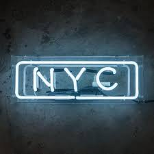neon light signs nyc neon signs in acrylic box mk neon