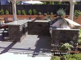 Outdoor Kitchen Island Designs by How To Design An Outdoor Kitchen Bbq Island Youtube