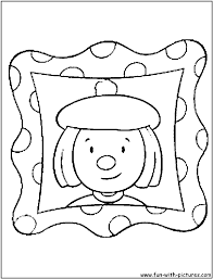jojo circus coloring pages getcoloringpages com