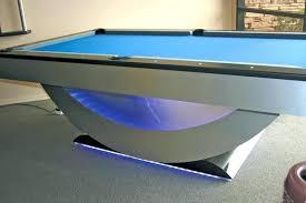contemporary pool table lights pool table led lights billiard table lights led kaivalyavichar org