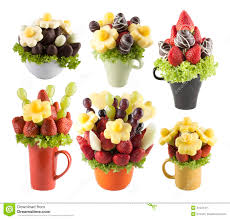 fresh fruit bouquets fruits bouquets of flowers stock image image of assortment 40444475