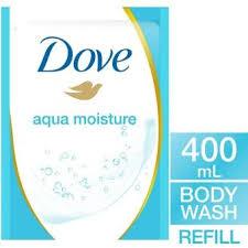 Sabun Dove Cair jual dove aqua moisture sabun cair isi ulang 400 ml blanja