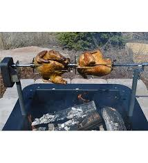 Fire Pit Inserts by Outdoor Battery Powered Fire Pit Insert Rotisserie Kit Fireplace