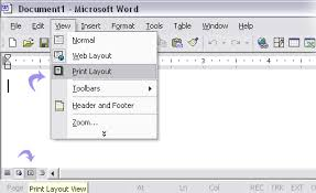 word layout pictures how to change toggle layout views in ms word window