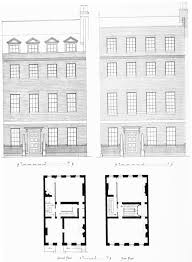 Floor Plan Of Westminster Abbey Cork Street And Savile Row Area Savile Row British History Online