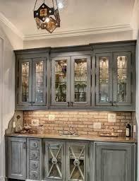 Best  Faux Brick Backsplash Ideas On Pinterest White Brick - Faux kitchen cabinets