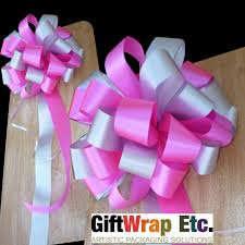 Wedding Pew Bows 10 9