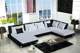 déco canapé noir canape salon canape noir 30 superbe canapac et blanc cuir kae2