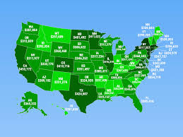 things to do in every state minimum income in every state to be in the top one percent