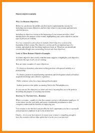 objective for resume objective for resume memo exle