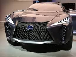lexus lfa price in bangladesh lexus bringing bold ux crossover concept to production