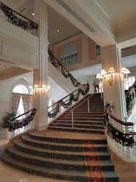 Grand Stairs Design Grand Staircase Picture Of Disney U0027s Grand Floridian Resort U0026 Spa