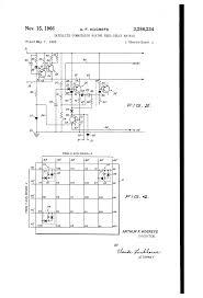 patent us3286234 satellite commutator having reed relay matrix