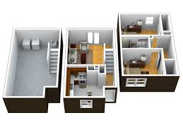 town house floor plans 1 3 bed apartments muskegon townhouses