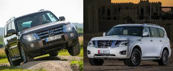 mitsubishi pajero next gen mitsubishi pajero and nissan patrol could share platform