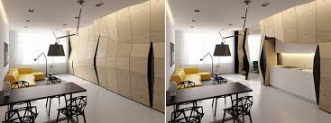 Movable Walls For Apartments 10 Transforming Interiors For Big Living In Small Spaces