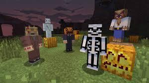 minecraft halloween download minecraft halloween skins dlc ign video