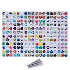 buy wisdompro 3pcs jellyfish butterfly pattern bundle color and