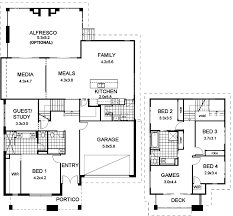 baby nursery 5 level split floor plans split level house plans