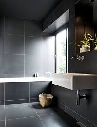 Black Slate Bathrooms 145 Best Modern Floor Black Images On Pinterest Bathroom