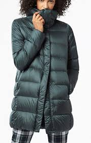 uniqlo ultra light down jacket or parka puffer coat preoccupation truffles and trends