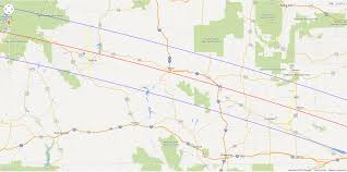 Nebraska State Map by State Maps With The Total Eclipse Path Go See The Eclipse